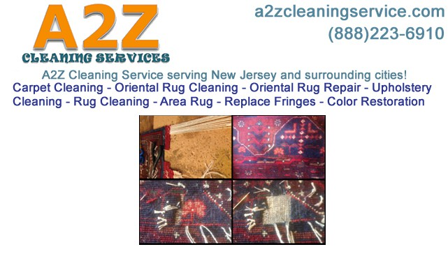 Oriental Rug Cleaning Union NJ